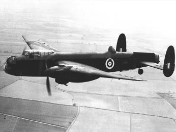 Avro Manchester Mk.I RCAF