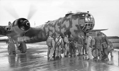 Heinkel He-177 Tarnanstrich