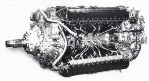 Motor Rolls Royce Vulture