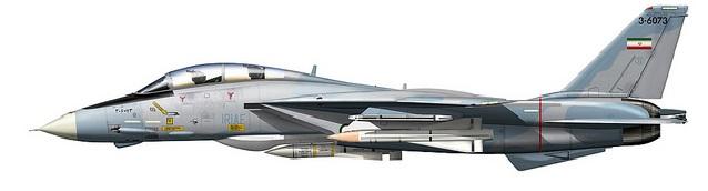 F-14 IRIAF