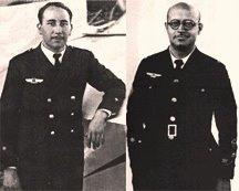 Capitán Mariano Barberán y Teniente Joaquín Collar