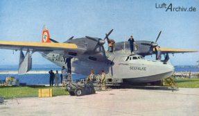 uno de los prototipos Dornier Do-26V2 operados por Lufthansa (Fuente: www.luftarchiv.de)
