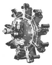 Motor Packard DR-980