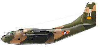 C-123 Southvietnamese
