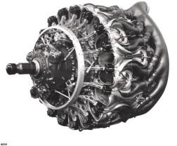 Los Bristol Centaurus 661 que llevaba el avión evolucionaba del Hércules de 14 cilindros. Junto a otros motores norteamericanos y británicos supuso la máxima evolución que el motor de explosión era capaz de dar, siendo capaz de rendir en algunas versiones, casi 3.000 Hp